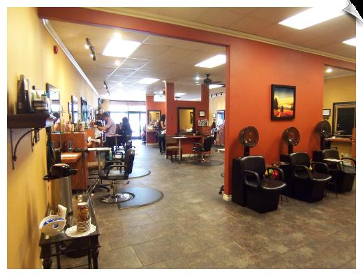 Bello capelli salon in riverside ca for Bello salon