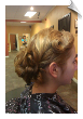 Updo by Cheree'